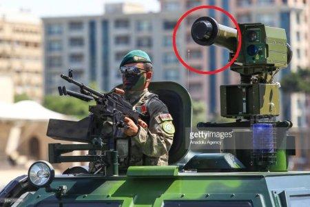 Բաքվի զորահանդեսին հրթիռները հակառակ են տեղադրված (լուսանկար)