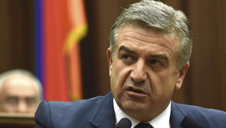 «ՀԺ». Կարեն Կարապետյանը սկզբում սպառնացել է հրաժարական տալ, հետո համաձայնել է Սերժ Սարգսյանի առաջարկին
