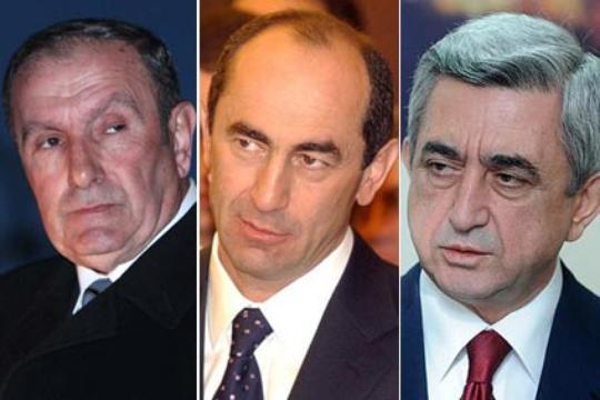 Այսօր ես հրապարակավ կրկնում եմ իմ առաջարկը ՀՀ երկրորդ և երրորդ նախագահներին. Լևոն Տեր-Պետրոսյան