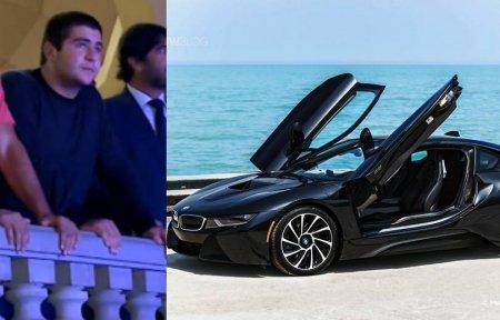 Գագիկ Ծառուկյանի որդու՝ 170 հազար դոլար արժողությամբ BMW i8 է մեքենան․տեսանյութ