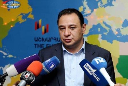 Ձերբակալվել է «Հայաստան» համահայկական հիմնադրամի տնօրենը (տեսանյութ)