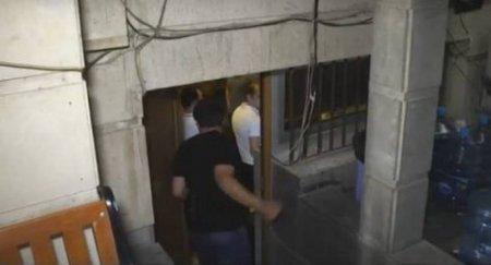 ԱԱԾ-ն խուզարկում է Սարգսյանի տան նկուղը