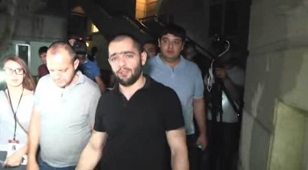 Ընթանում է Սերժ Սարգսյանի եղբորորդու՝ Հայկ Սարգսյանի դատական նիստը (տեսանյութ)