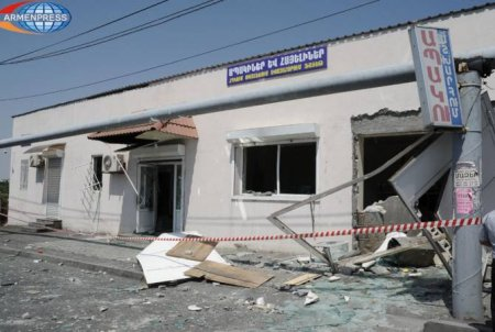 Արտաշիսյան փողոցում պայթյունից տուժածներից երկուսը տեղափոխվել են այրվածքաբանական կենտրոն