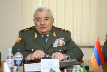 Ներկայացվել է միջնորդություն Յուրի Խաչատուրովի նկատմամբ կալանավորումը որպես խափանման միջոց ընտրելու համար