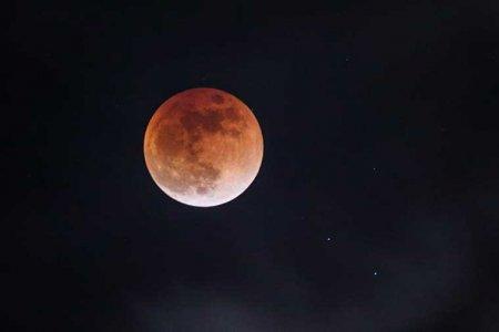 Այսօր տեղի կունենա վերջին 100 տարում գրանցված՝ Լուսնի ամենաերկար ամբողջական խավարումը