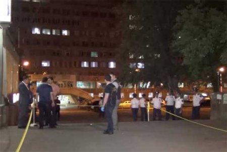 Ոստիկանությունը մանրամասներ հայտնում Էրեբունիում հնչած կրակոցներից