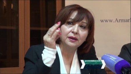 Ադրբեջանական ԶԼՄ-ներում Զոյա Թադևոսյանի  հայտարարությունը հայտնվել է ադրբեջանական առցանց մամուլի առաջին էջերում՝  «պատվավոր» հատվածներում
