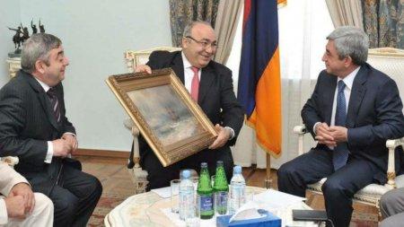 Նոր քրեական գործ ՝  Լևոն Սարգսյանի դեմ. Այվազովսկու «Նավը ծովում» կտավը 2011-ին գողացվել էր