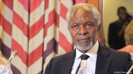 Կյանքից հեռացել է ՄԱԿ-ի նախկին գլխավոր քարտուղար Քոֆի Անանը