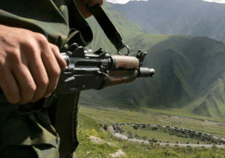 Խոշոր տրամաչափի զենքերով ՀՀ ԶՈւ-ն կրկին հաջողությամբ լռեցրել է թշնամուն