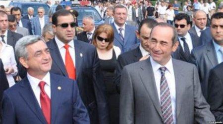 «Փաստ». Իշխանության  են ուզում վերադառնալ. Սերժ Սարգսյանը հորդորում է համախմբվել Քոչարյանի շուրջ