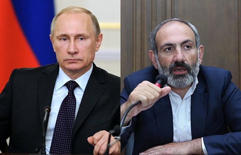 «Ժողովուրդ».Փաշինյանի երեկվա գրառումը անուղղակի ապացույցն է այն բանի, որ հայ-ռուսական հարաբերություններում ինչ-որ մի բան այն չէ