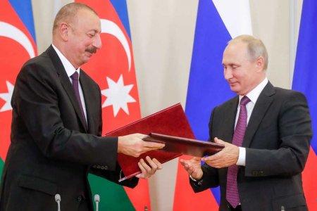 Ադրբեջանը Ռուսաստանից 5 միլիարդ դոլարի ռազմական նշանակության արտադրանք է գնել