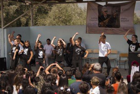 Ծալկայի Այազմա գյուղում կայացավ Գուսան Հավասուն նվիրված միջոցառում. Տեսանյութ, Լուսանկարներ