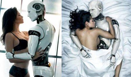 Սեքս-ռոբոտները մարդկանց կօգնեն բարելավել ամուսնական կյանքը