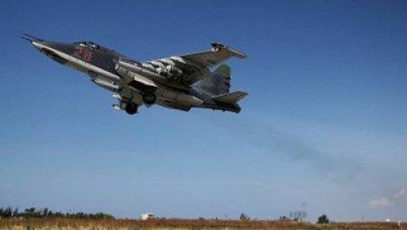 ՌԴ-ն ավիահարվածներ է հասցրել. ՌԴ ՊՆ