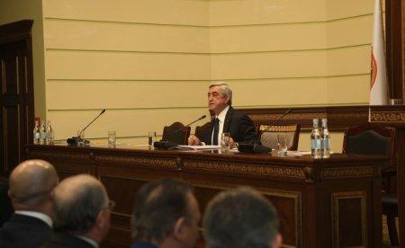 Սերժ Սարգսյանն արձանագրեց. ՀՀԿ-ն սեղմել է իր մահվան կոճակը