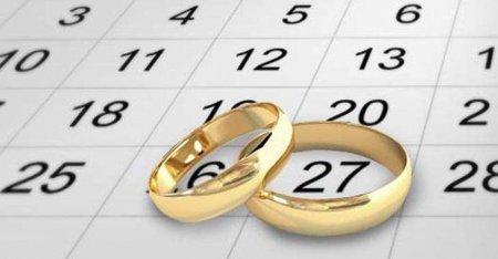 Հարսանեկան օրացույց. ե՞րբ է ամուսնանալու ամենահարմար ամիսը
