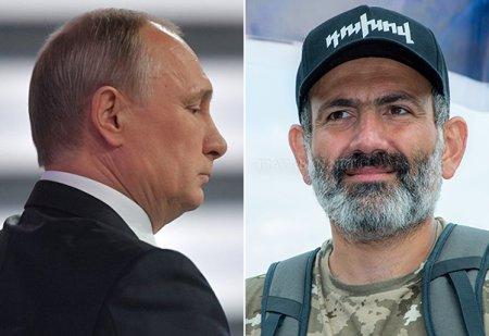 «Փաստ».ՌԴ-ին չի հետաքրքրում Փաշինյան–Քոչարյան պայքարում հաղթողի անձը.նման լարվածությունը Հայաստանում ավելի քան հաճելի է