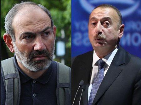 Հայաստանի նոր իշխանությունը չի գիտակցում իր պատասխանատվությունը.Հայաստանը չի կարող մրցել Ադրբեջանի զինված ուժերի հետ. Ալիև
