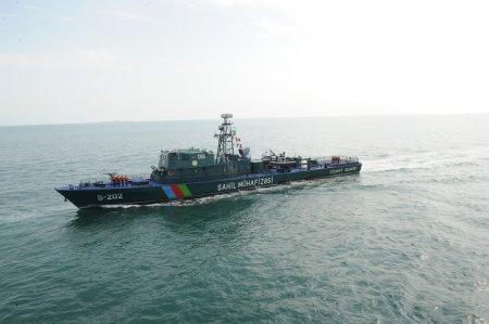 Ադրբեջանը և Ռուսաստանը համատեղ վարժանքներ են անցկացրել Կասպից ծովում