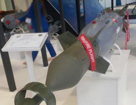 Ադրբեջանում 34 կգ կշռող զենք են ստեղծել