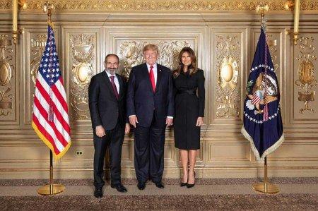 Փաշինյանի ու Թրամփի հանդիպումը ՄԱԿ-ում