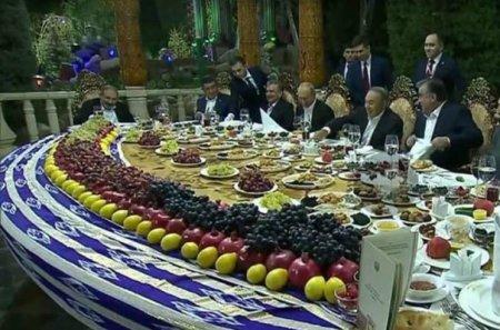Ահա թե ինչու են ընթրիքին Փաշինյանին նստեցրել սեղանի ծայրին
