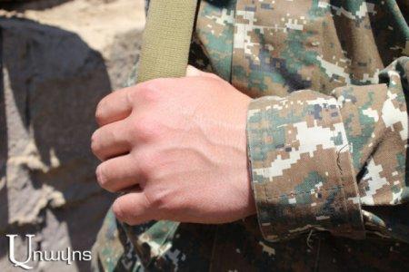 Զինծառայողին վիրավորանք հասցնելու կասկածանքով ձերբակալվել է վաշտի հրամանատարը