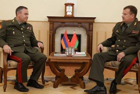 Հայաստանն ու Բելառուսը կքննարկեն ՀԱՊԿ շրջանակում ռազմական համագործակցության հարցեր