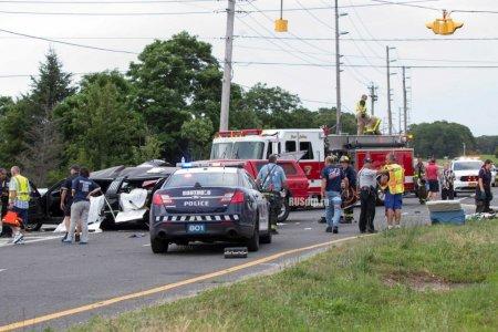 Հարսանեկան լիմուզինի վթարի հետևանքով 20 մարդ է զոհվել
