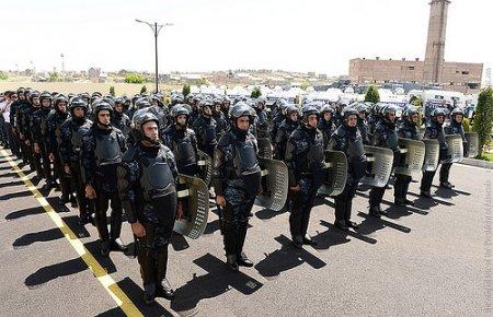 «Հրապարակ». Ոստիկանության ներքին զորքերում դժգոհություն է հասունանում. չեն ցանկանում սահման մեկնել