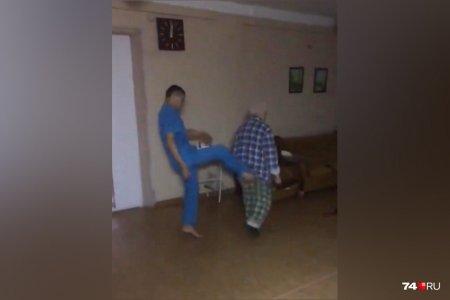 Ռուսաստանում հոգեբուժարանի աշխատակիցները ծաղրել ու հարվածել են տարեց հիվանդին (տեսանյութ)