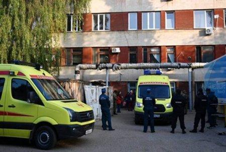Կերչում տուժած աղջիկը մահացել է բժշկական ուղղաթիռում, զոհերի թիվը հասել Է 21-ի