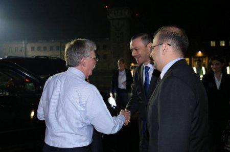 Ջոն Բոլթոնը ժամանեց Հայաստան