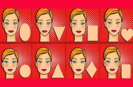 Ընտրեք ձեր դեմքի ձևն ու բացահայտեք բնավորությունը
