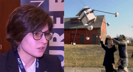 Տեսանյութ.27-ամյա հայուհի գիտնականը ստեղծել է ինքաթիռից մոտ երկու անգամ բարձր թռչող դրոն