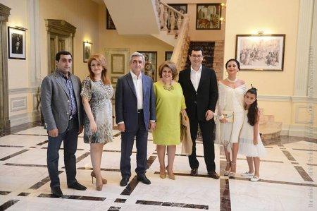 Սերժ Սարգսյանը տեղափոխվել է Ձորաղբյուր գյուղ․ կբնակվի փեսա՞յի առանձատանը. տեսանյութ