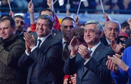 Նիկոլ Փաշինյանն ազատվեց Սերժ Սարգսյանի օրակարգից