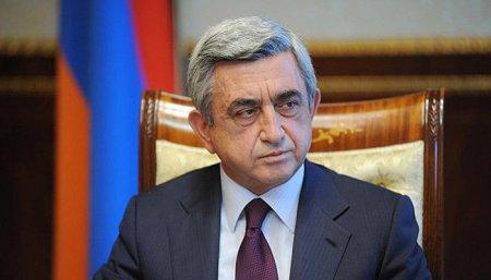 Անհանգստանալով իր անվտանգության համար Սերժ Սարգսյանը հրաժարվել է բնակարանից