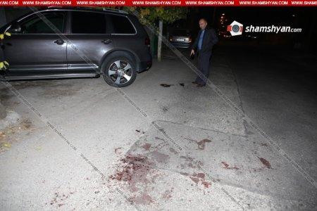 Սպանություն Երևանում. դանակի մի քանի հարվածներից հիվանդանոց է տեղափոխվել 34–ամյա տղամարդու դի. ժամանել
