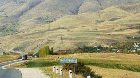 Զանգակատուն գյուղի մոտ ադրբեջանցիներն իրենց դիրքերն առաջ են բերել. համայնքապետ