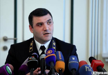 Գեւորգ Կոստանյանը  պատրաստվում է հիմնովին ջախջախել Հրայր Թովմասյանի դեմ քրգործը, որը հարուցվել է երեկ. «Հրապարակ»