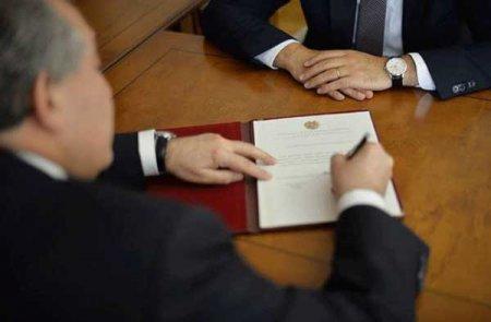 Վահագն Աթաբեկյանը նշանակվել է Լիբանանում ՀՀ դեսպան