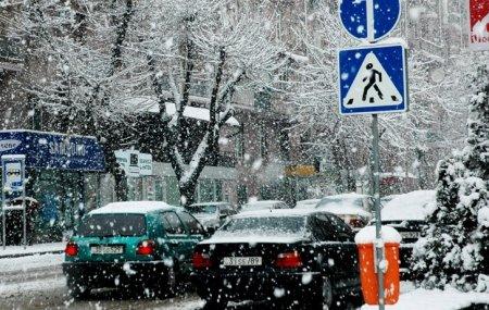 Զգուշացեք.Հայաստանում ձյուն է տեղում, դժվարանցանելի ճանապարհներ կան