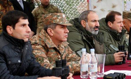 Նիկոլ Փաշինյանն այցելել է մարտական հենակետ.զորավարժություններ Հայաստանում և Ադրբեջանում