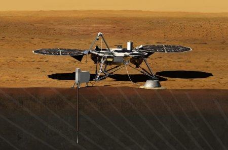 ՆԱՍԱ-ն ուղիղ եթերով կցուցադրի InSight տիեզերանավի վայրէջքը Մարսում