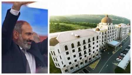 Տեսանյութ. Մաքայինի նախկին պետ Արմեն Ավետիսյանը իր Ծաղկաձորի  հյուրանոցը նվիրում է պետությանը