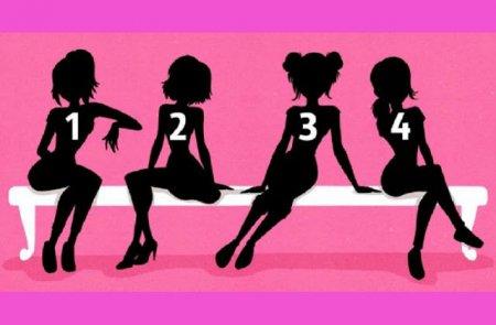 Աղջիկներից ով է ամենահաջողակը. պատասխանը կբացահայտի ձեր բնավորությունը